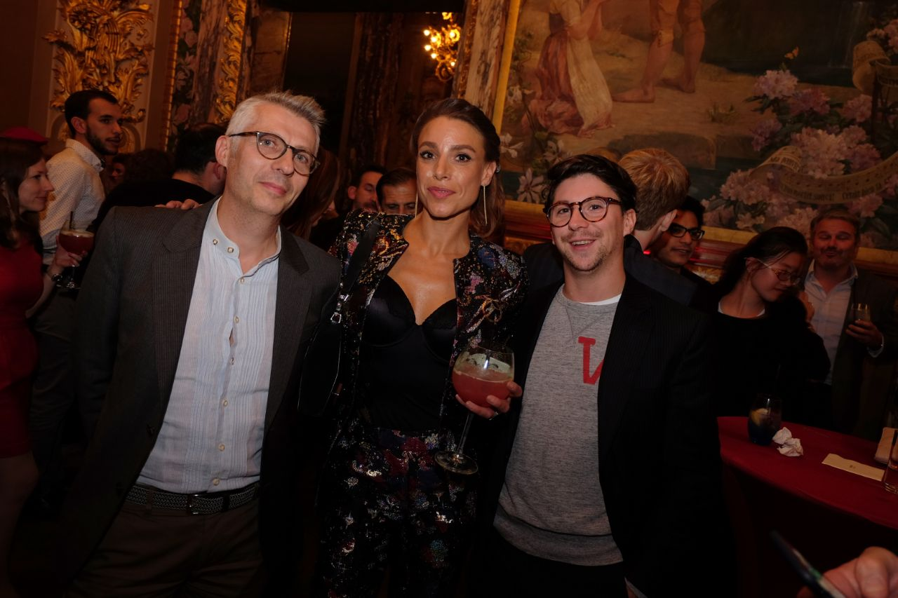 Antoine, Sacha Lucas et Paul