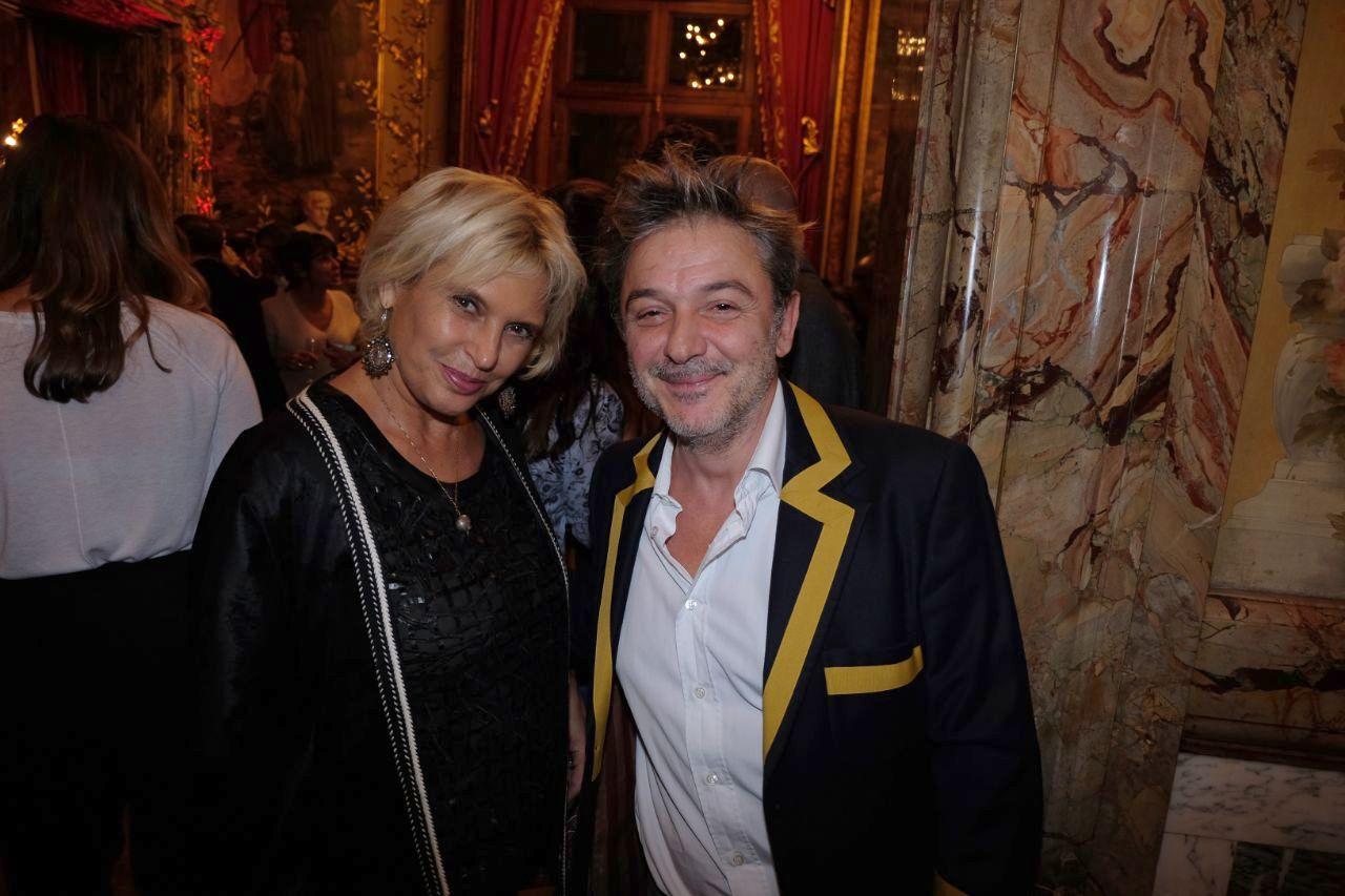 Sylvia Beder et Aurele
