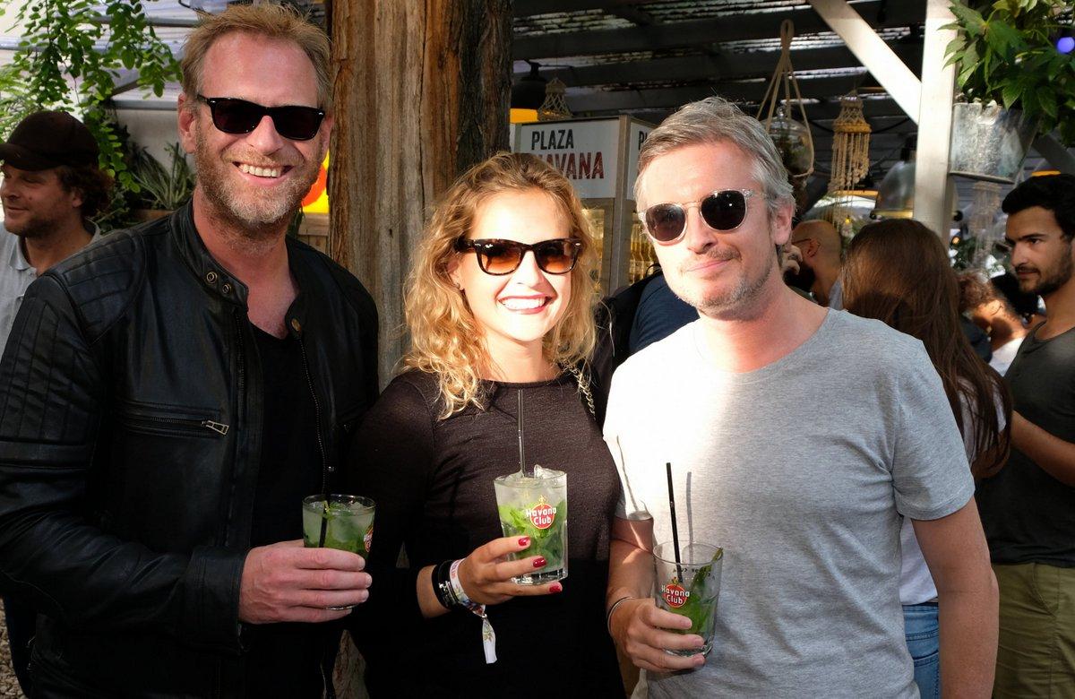 Marc, Florence et Emmanuel