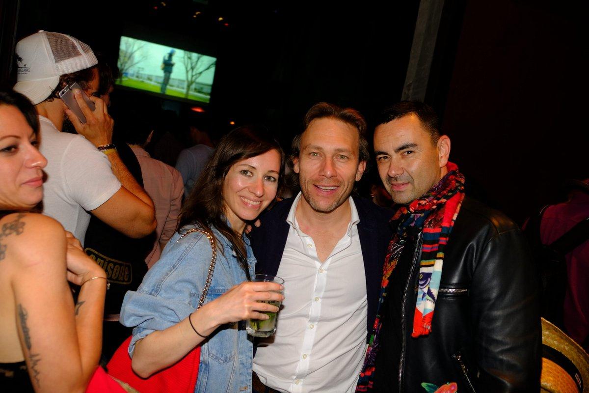 Amandine, Hubert et Olivier