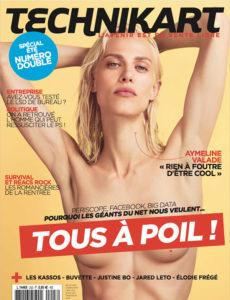 Photo : Thomas Laisné Maquillage : Yann Boussand Larcher II pour NARS Cosmetics Coiffure : Rudy Marmet pour Bumble & Bumble