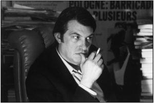 Director Serge JULY.