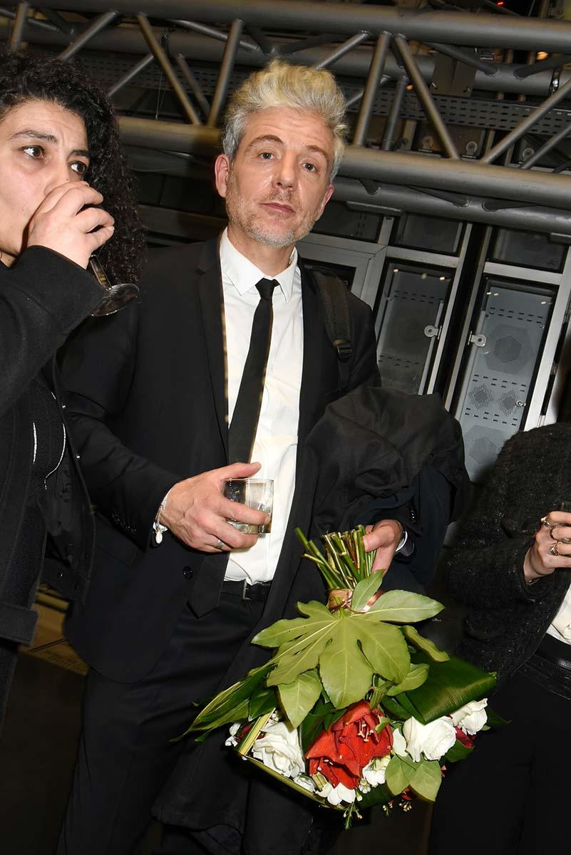 Pierre Zeni prefere les bouquets aux couronnes