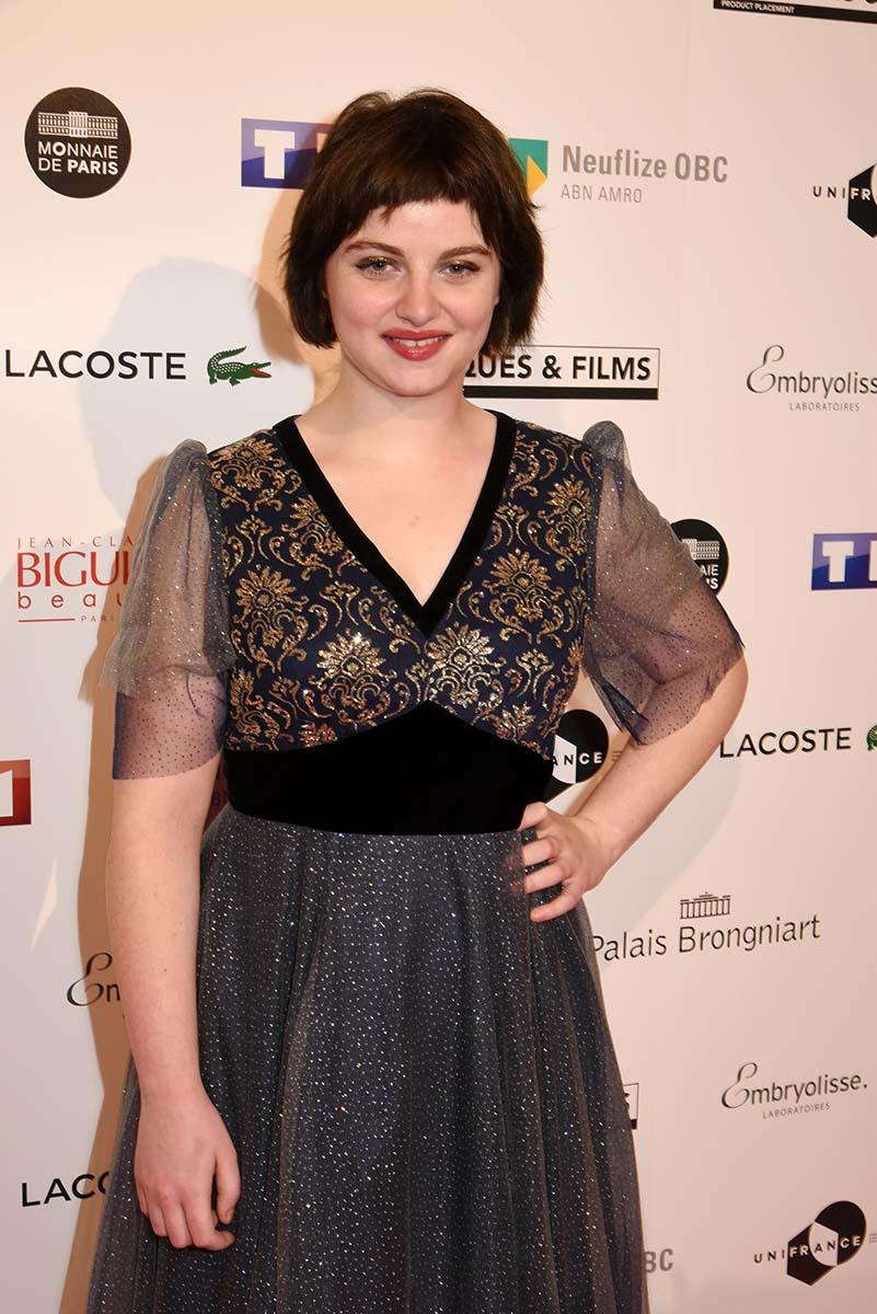 Lou Roy Lecollinet Inoubliable actrice de 3 Souvenirs de ma Jeunesse