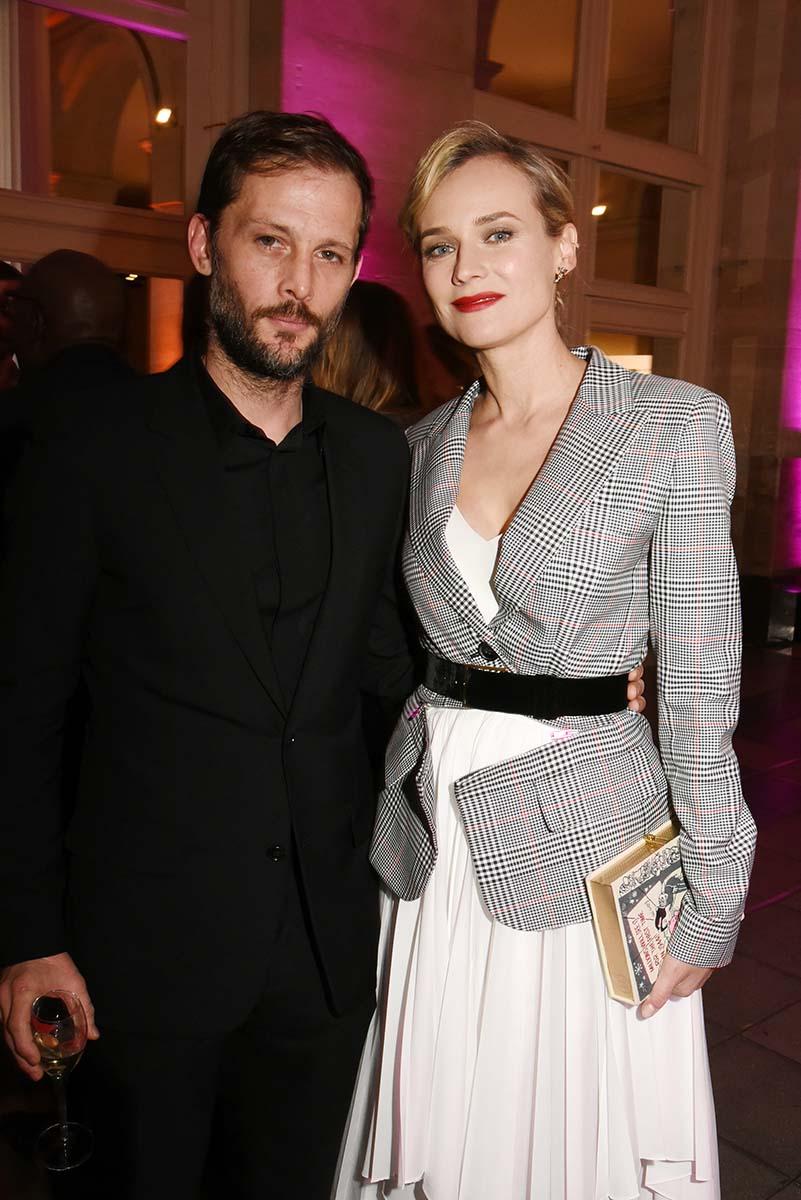 Nicolas Duvauchelle et Diane Kruger Non Rien ne les Separe