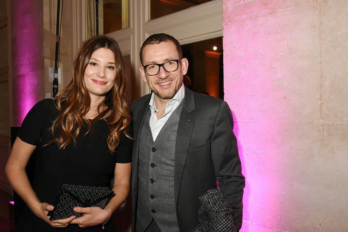 RAID dingue Trophee du film Francais Alice Pol en Pool avec Dany Boon