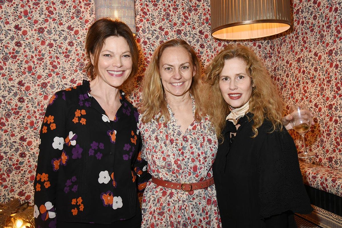 Alexandra Kazan et Florence Darel vont elles faire tapisserie chez Gabriella