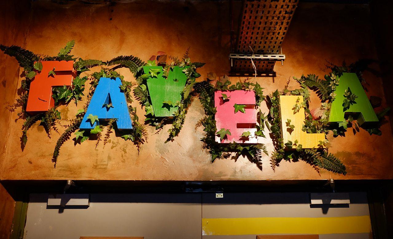 FAVELA, le lieu des soirées colorées et rythmées