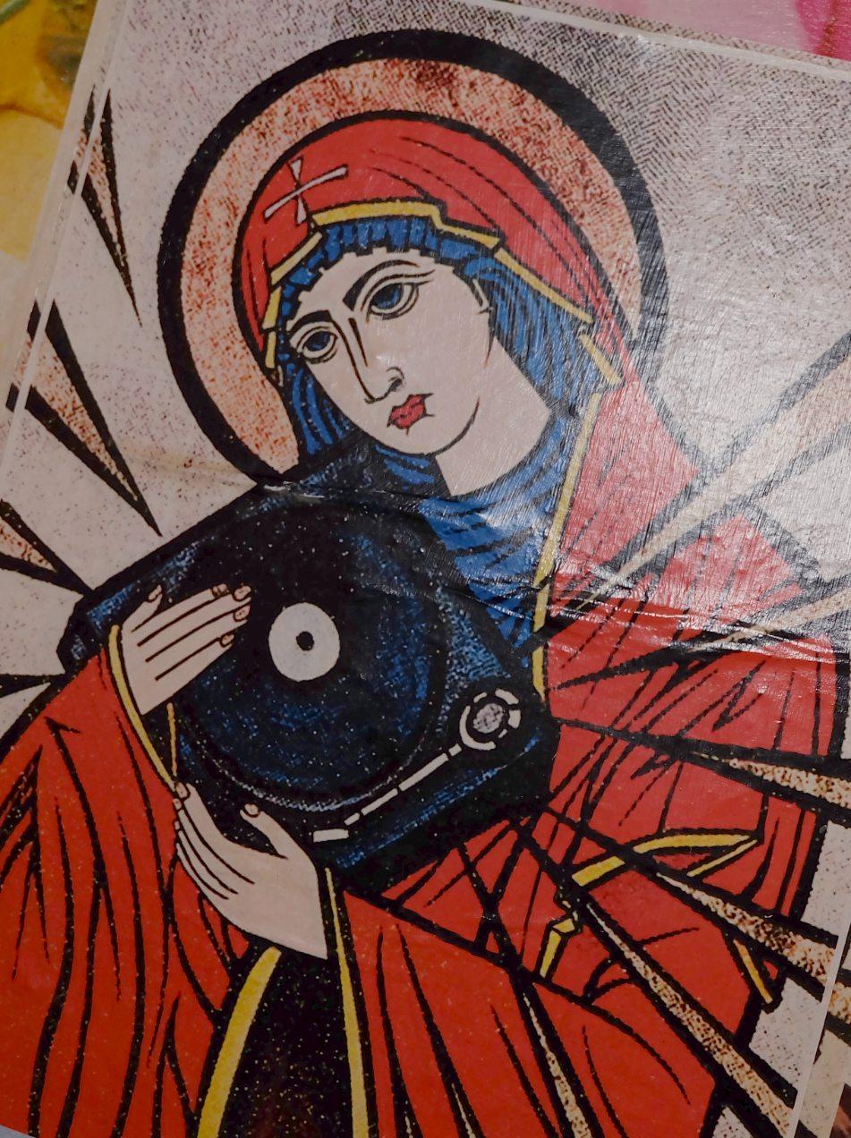 Santa Platina priez pour nous pauvres danseurs