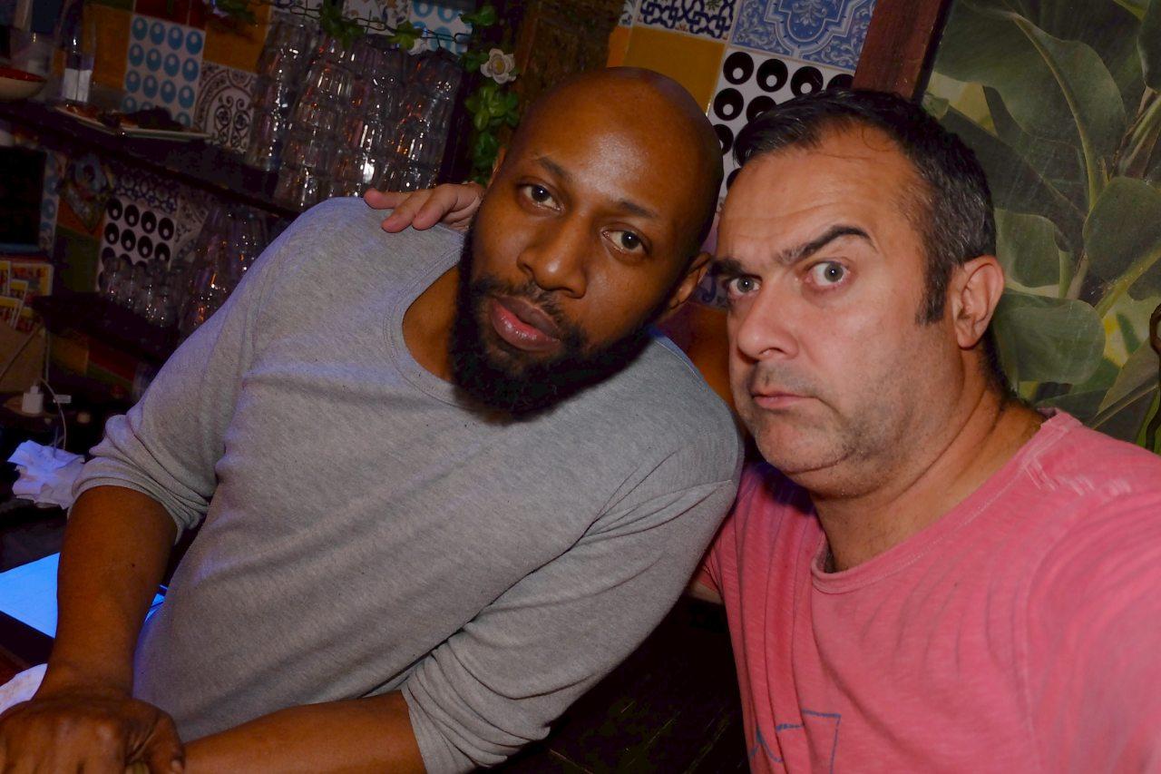 Tony et Gilles Petipas