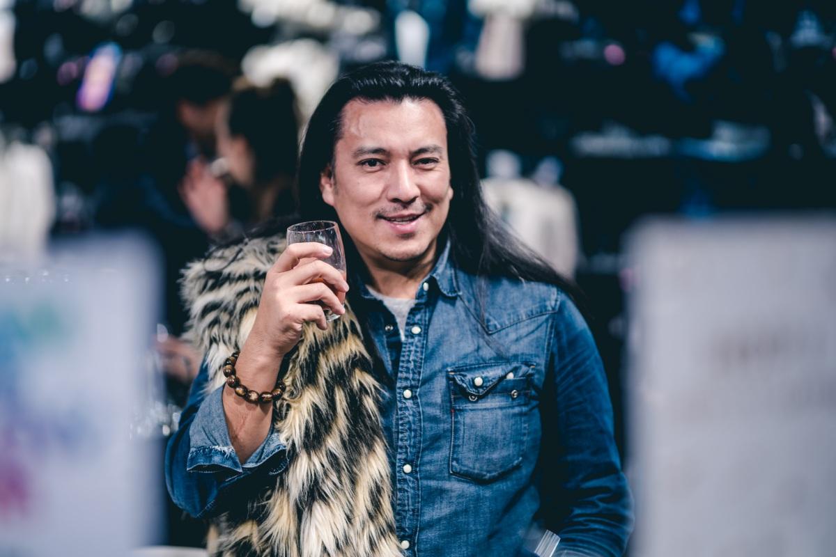 Le photographe Neo Tony Lee