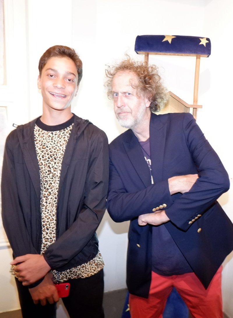 Aelig et Fabrice de Rohan Chabot