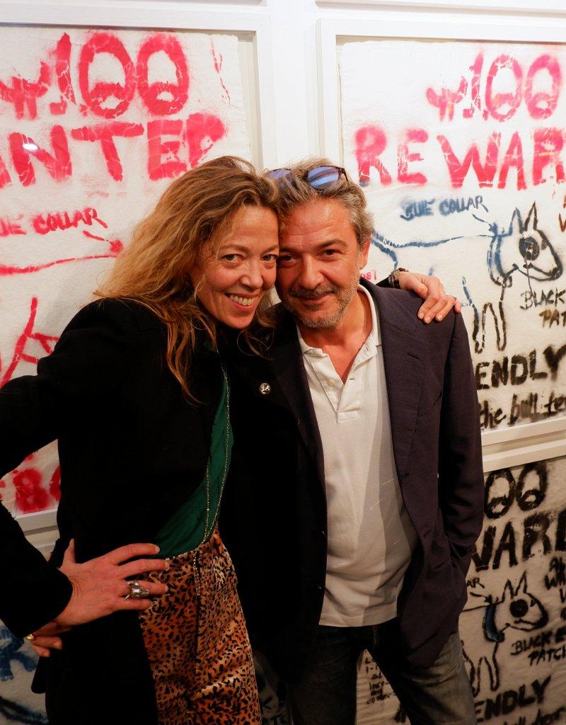 Nathalie Ziegler et Aurel