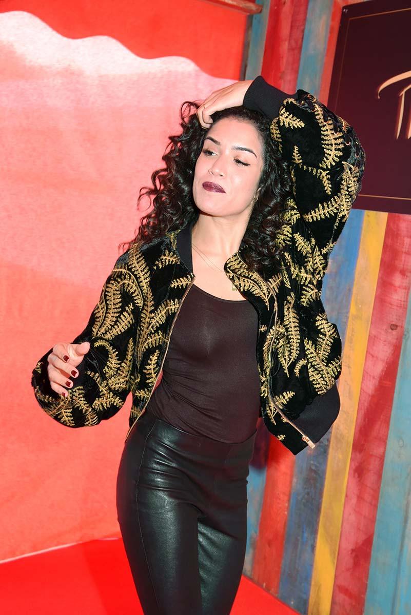 Sabrina Ouazani le Ouah bien
