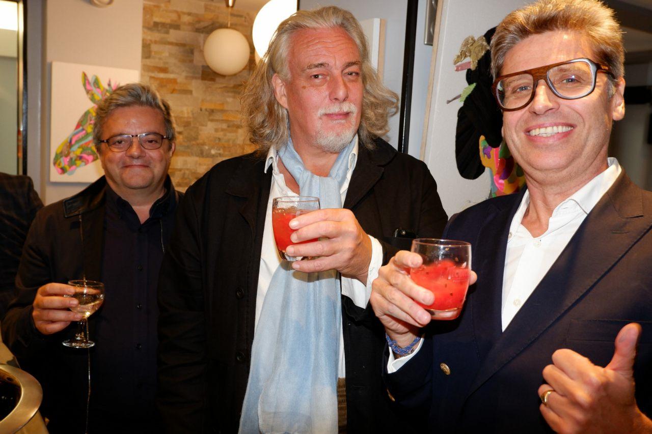 Fred , Jean Croc et Yves