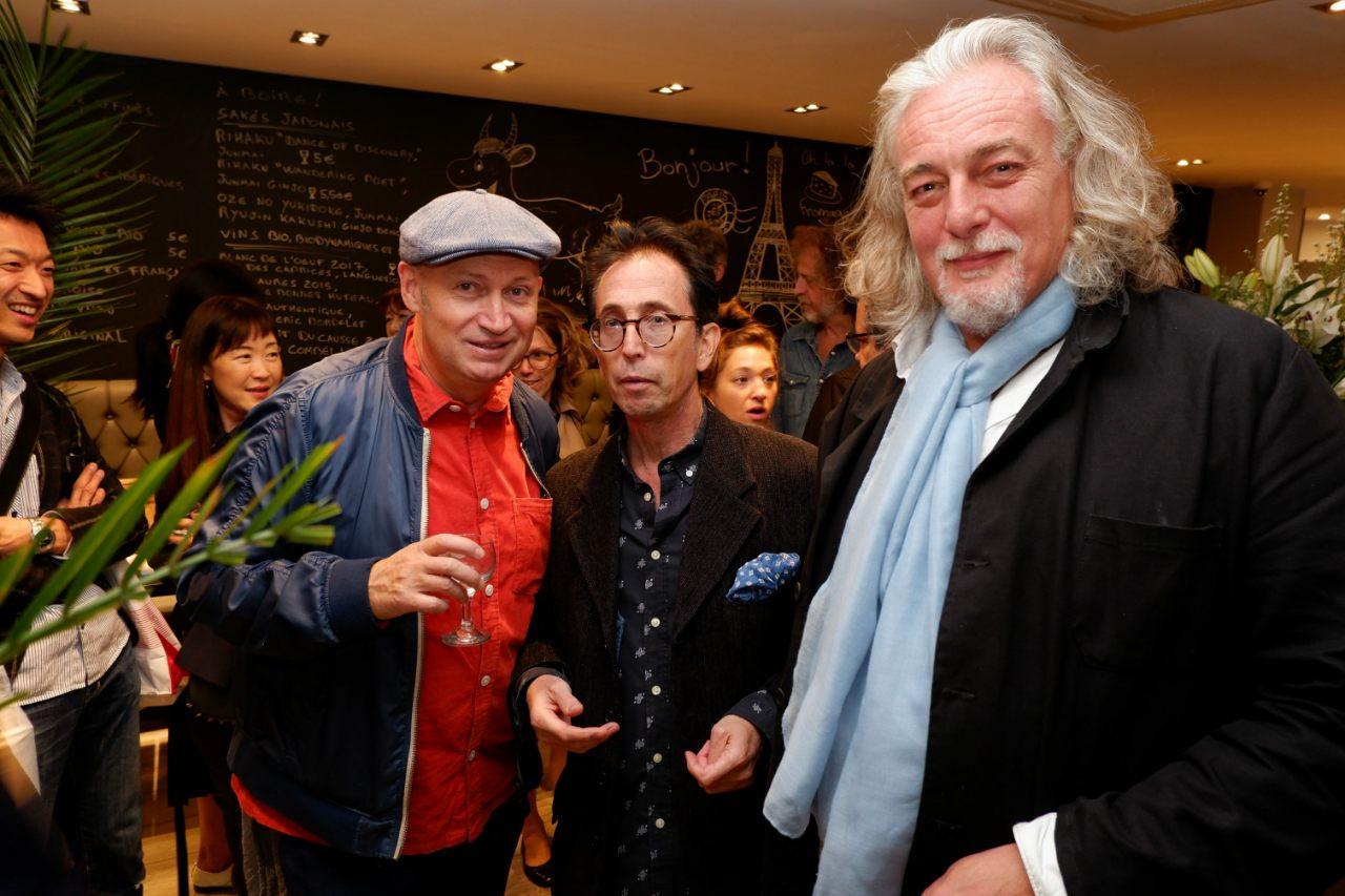 Phillipe Cohen Solal, Natan et Jean Croc parlent musique