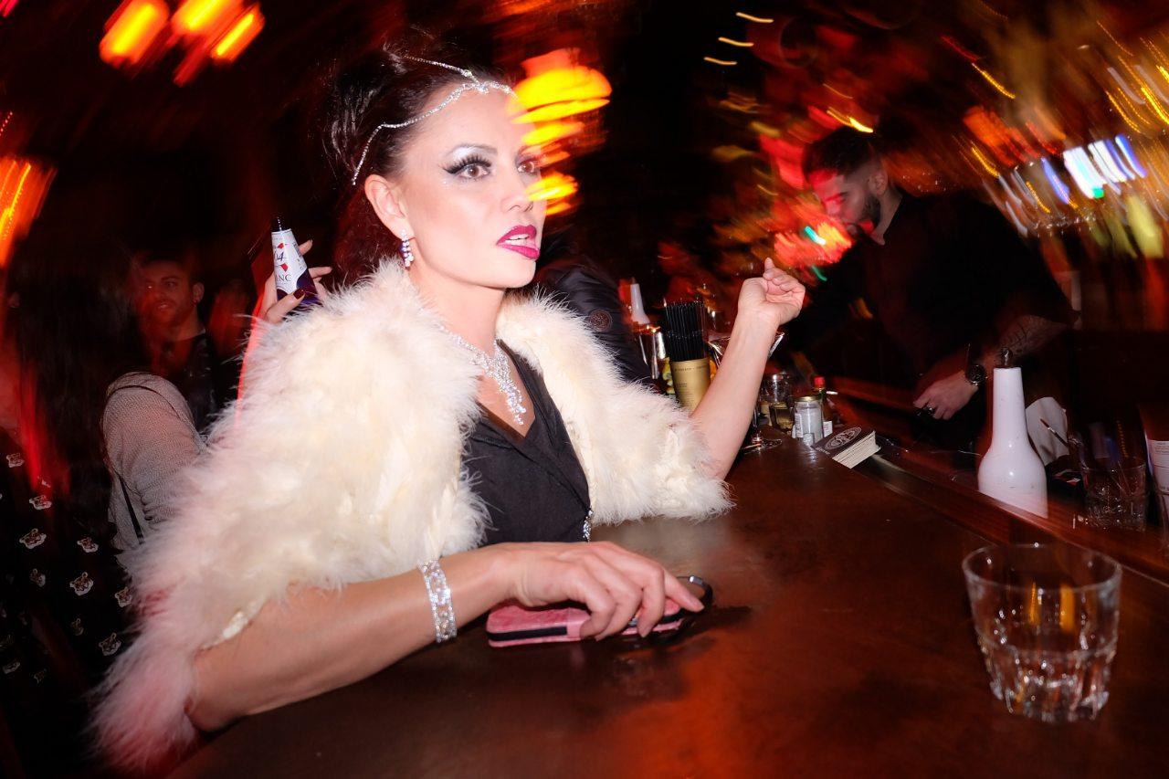 Elegance au Bar