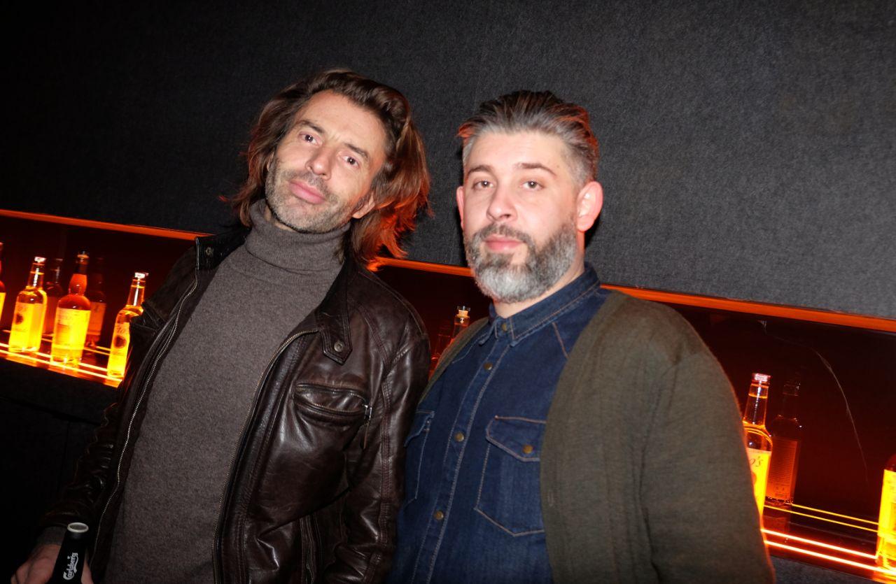 Benjamin Loyseau et Julien Deba