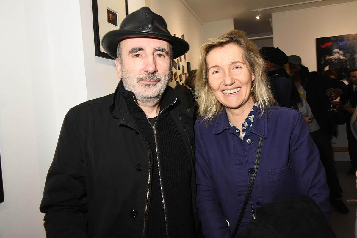 Philippe et Sylvie Harel vont tourner Albertine Et Les Randonneurs aux Bains Douches