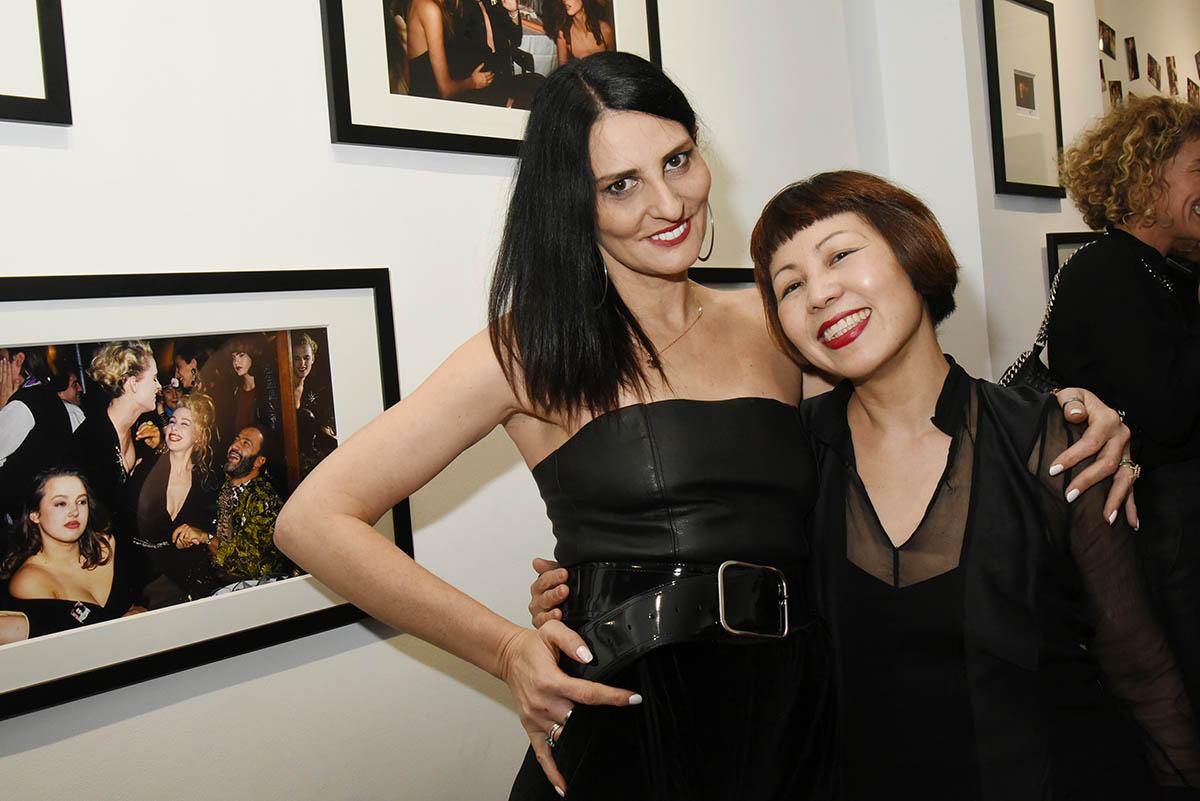Sylvie Ortega et Ken Okada se verraient bien en Venus de La Mode aux Bains