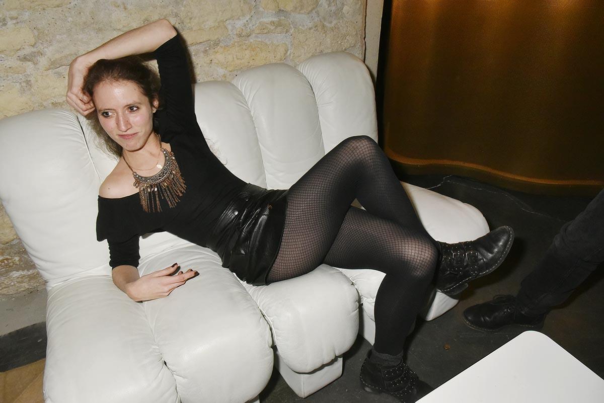 Camille Laurens aurait aime poser pour Goya en Maja Nue mais en pyjama