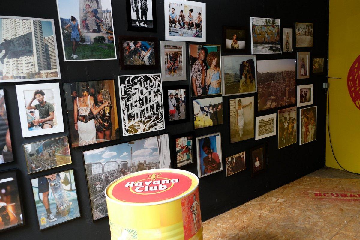 L'expo photo met en lumiere le CUBA de 2020, Skate, tatouages et street art.