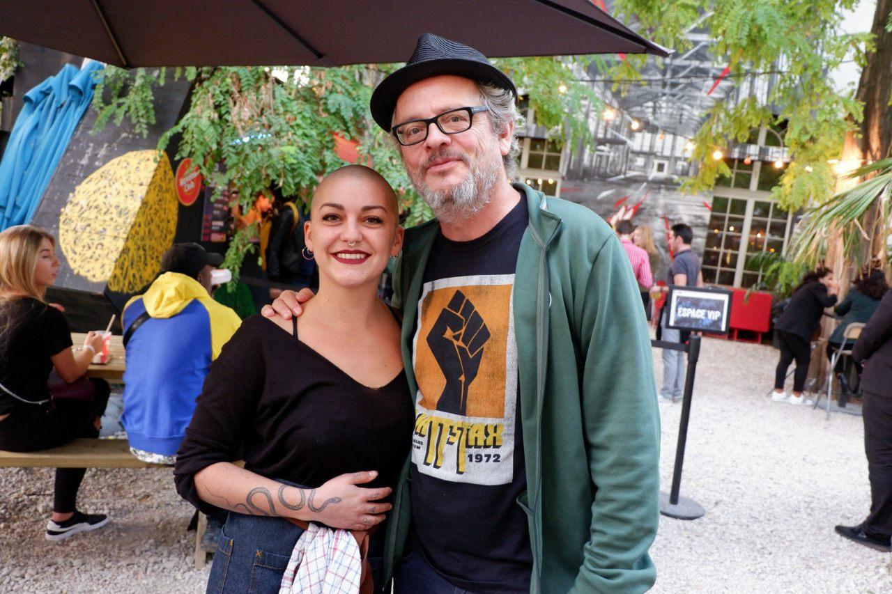 Ninon : championne du monde Du Grand Prix du Cocktail Havana Club 2018 avec Francois Rénier