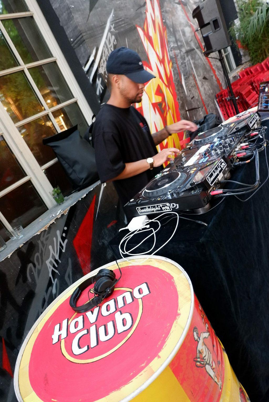 Le collectif  Hip Hop ce soir au Plaza Havana Soulsection