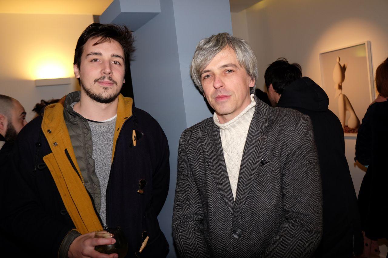 Antoine et Clovis