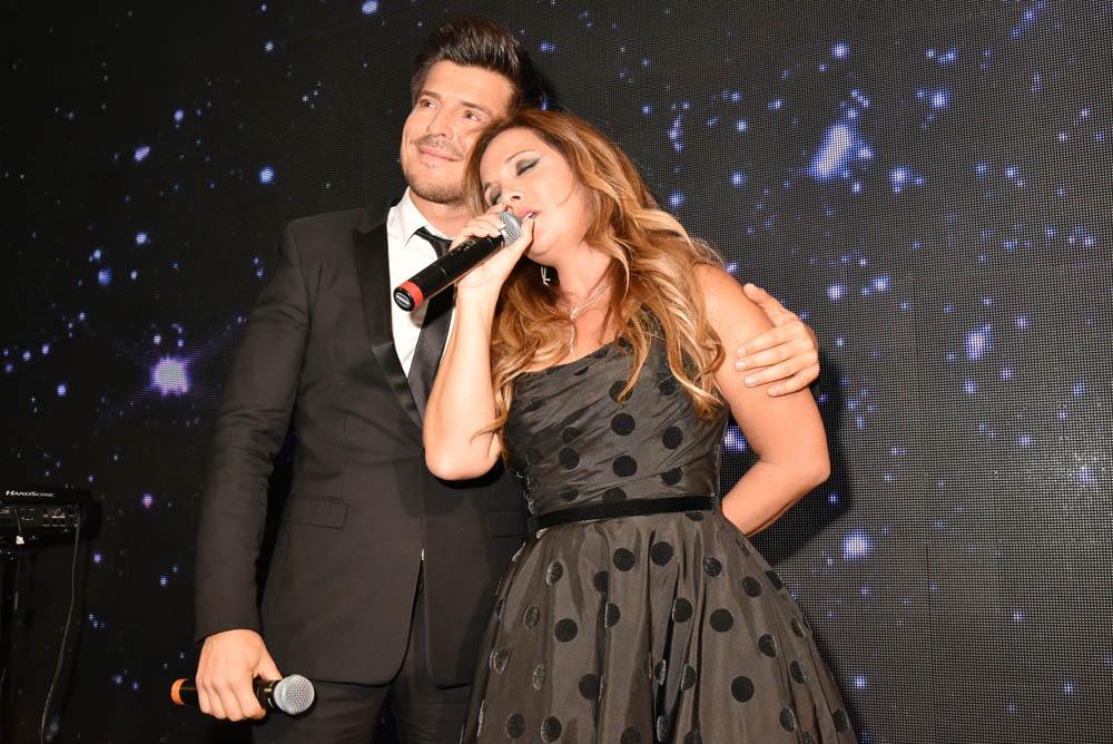 Vincent Niclo et Helena Segarra in Everybody loves somebody somewhere