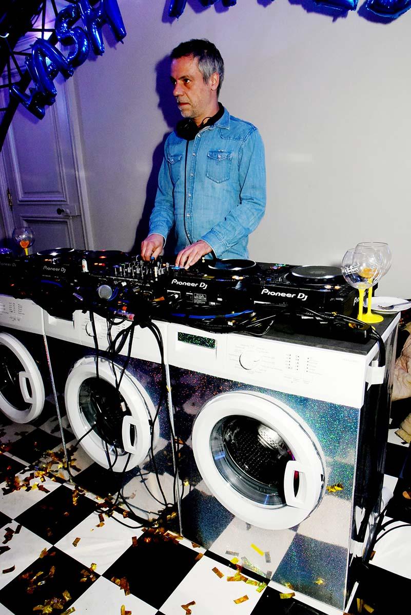 DJ David Blot hublots mix
