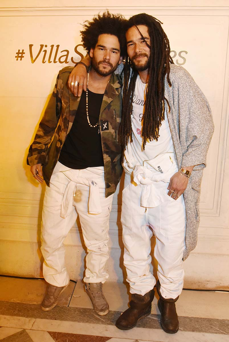 Hippy peep Hourah pour alex et Nico Le Strat qui debarquent De Planete Ibiza