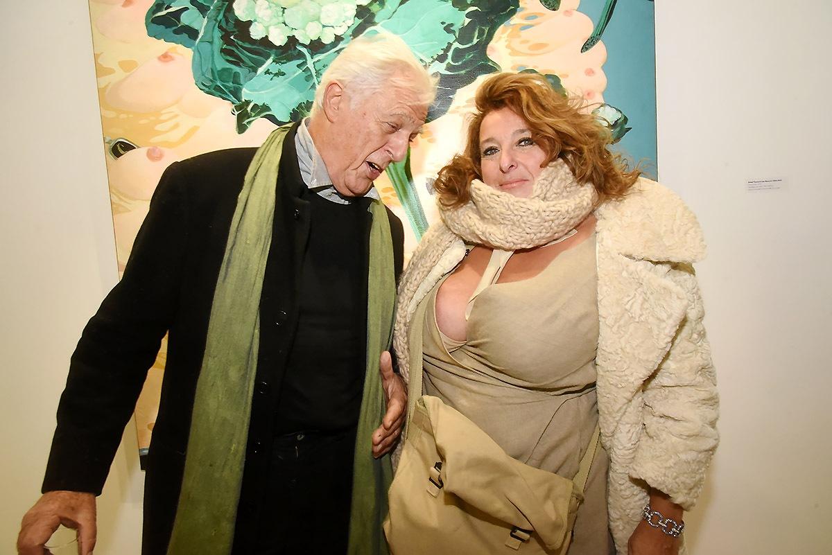 Gilles Hertzog a encore paumé les clés de sa deudeuche Valerie Solvit aurait elle une petite idée?