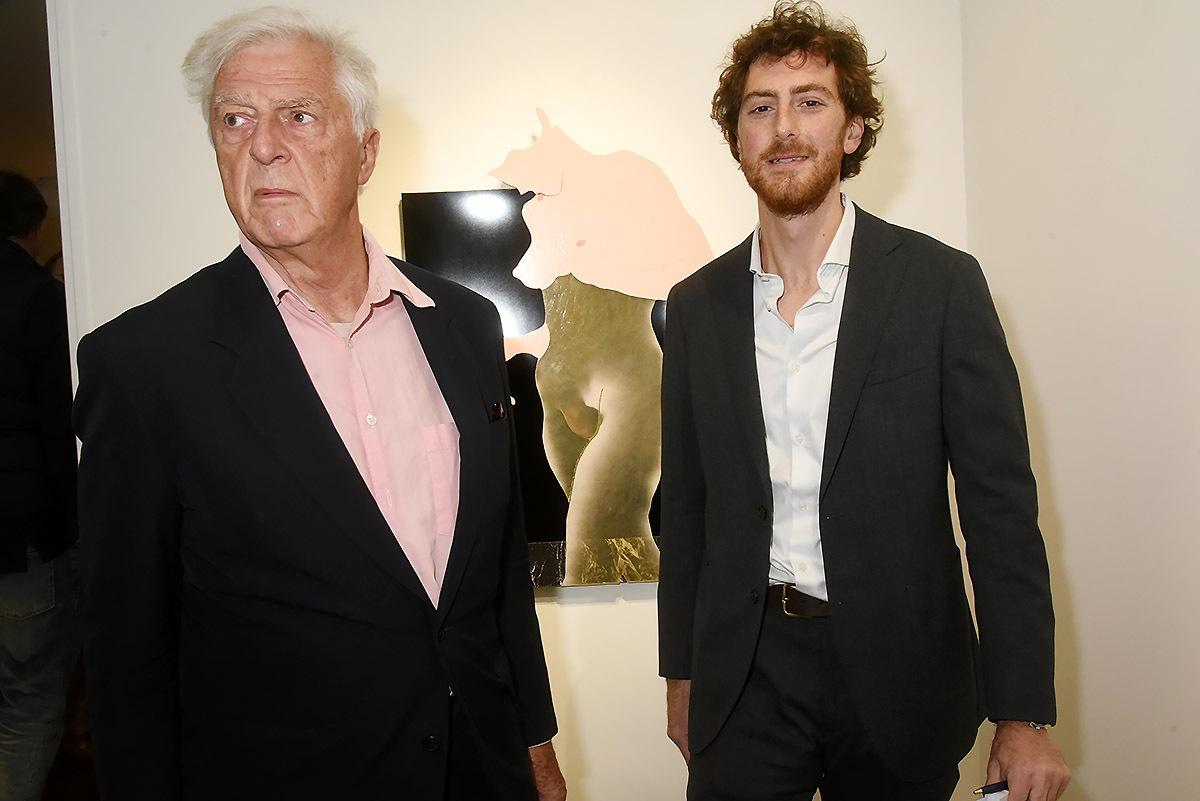 Gilles Hertzog est very fier de son Fils Tancrède