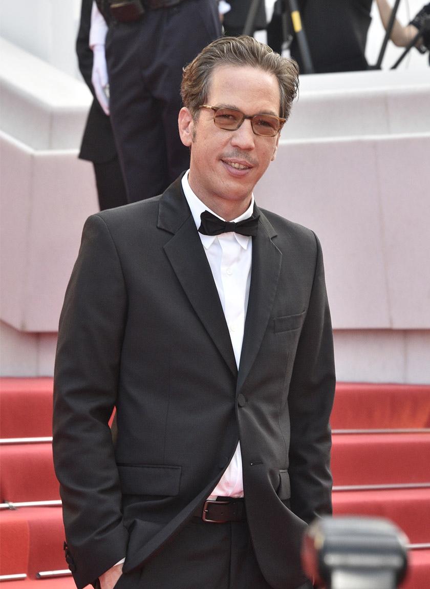 Reda Kateb à Cannes comme d'hab'
