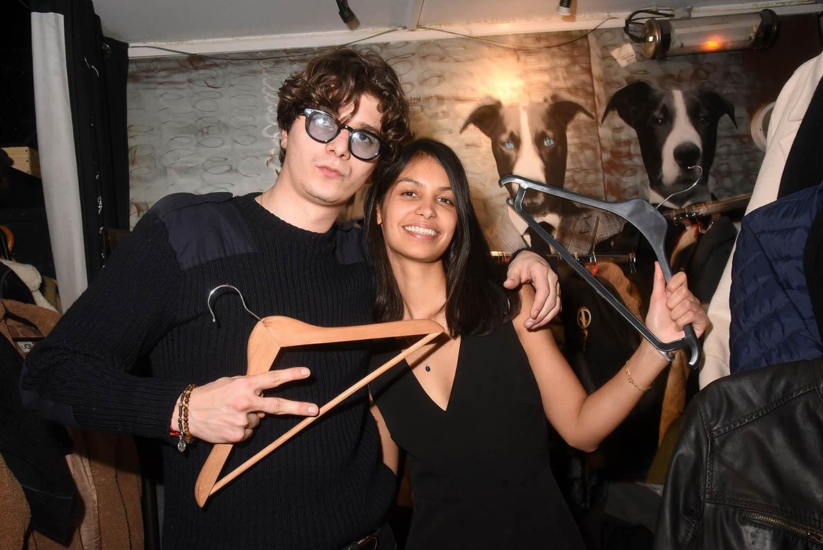 Melchior Riant et Liz Manresa jouent les porte menthols