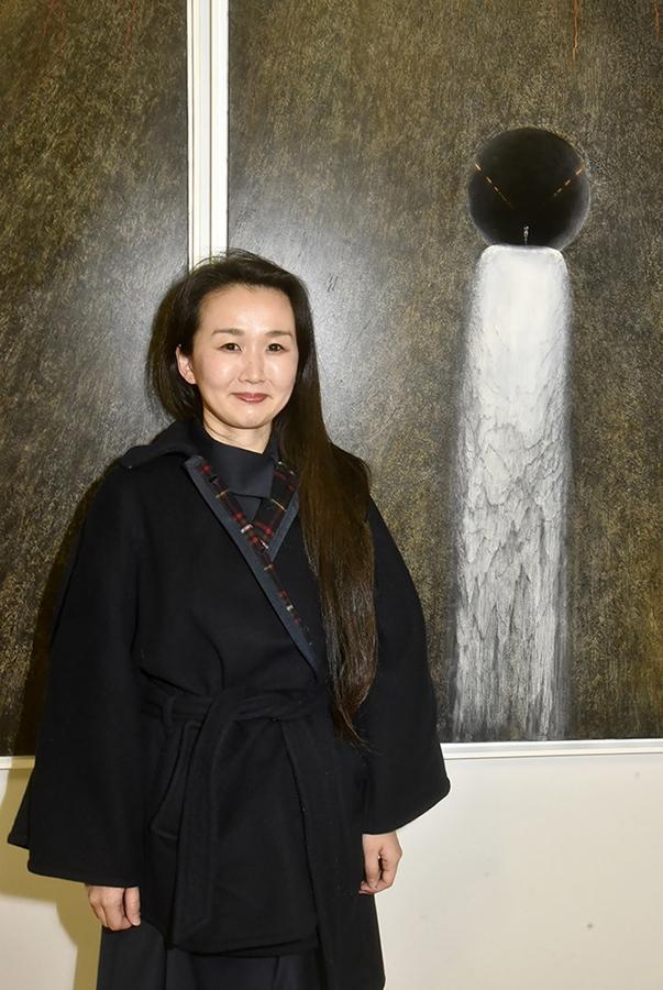 Shiori Eda et sa vision de «L'origine du monde»