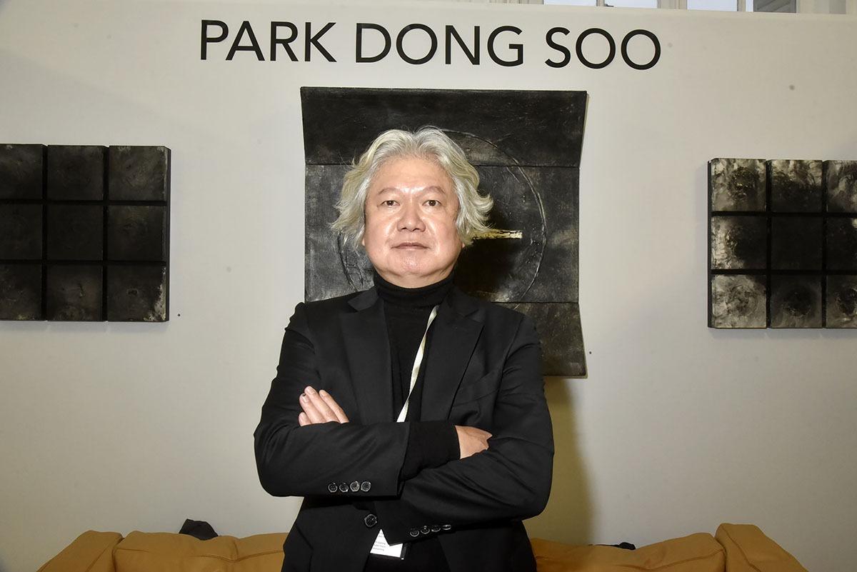 Si vous navez pas reconnu l'artiste coreen Park Dong Soo il va falloir changer d'ophtalmo