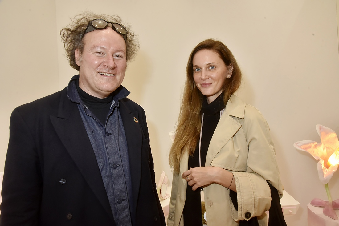 Yann Toma s'expose avec Elena Posokhova