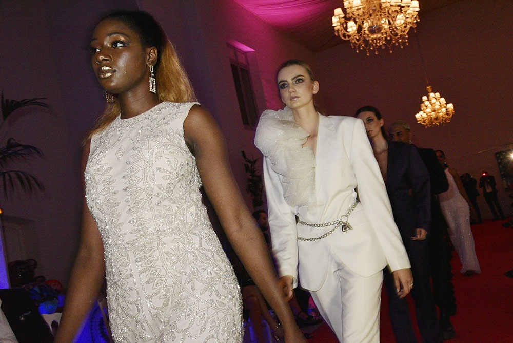 Des models by Lamine Mouro
