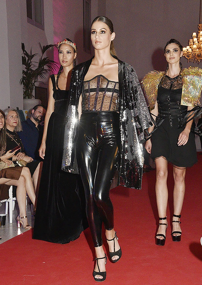 Des models by Sabrina Juris