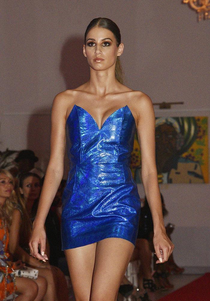 Un flashy model by Sabrina Juris