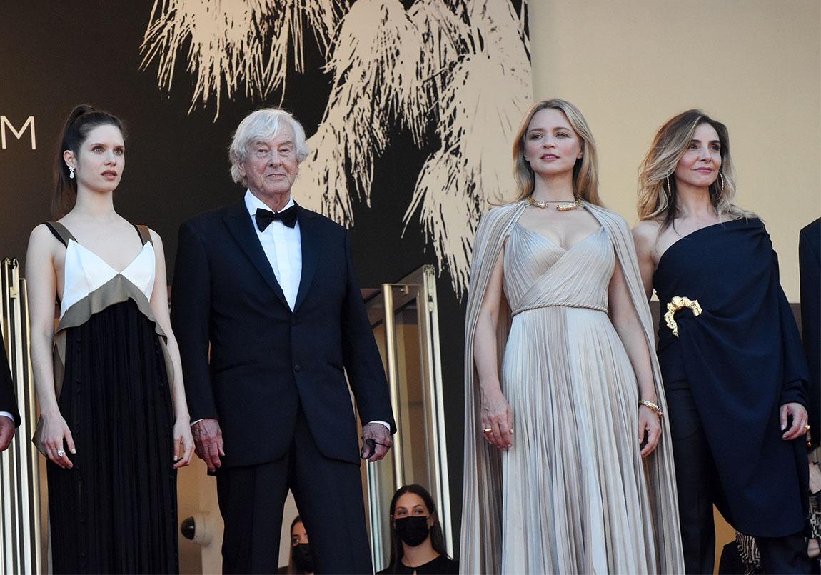 Paul Verhoeven pachatte entre ses jolies actrices