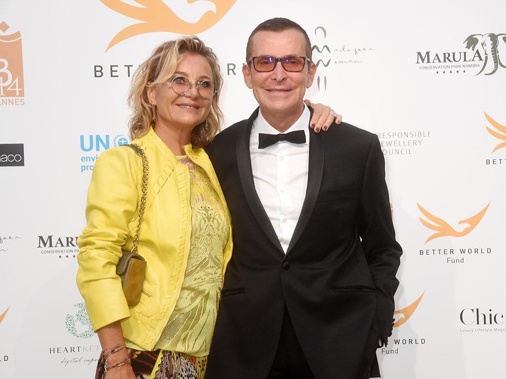 Pour un Better World Karine Partouche et Manuel Colas de la Roche répondent présents
