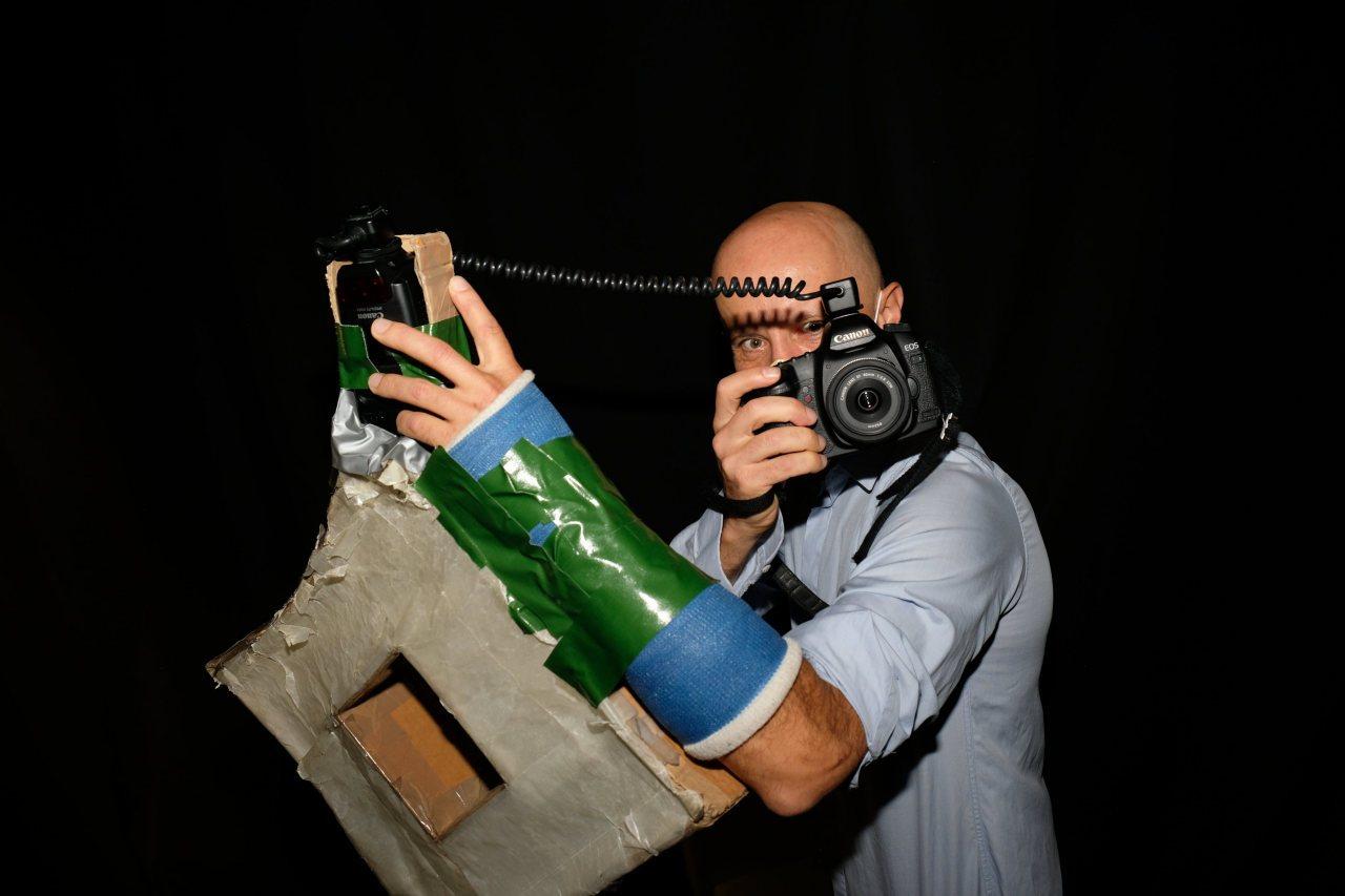 Olivier Roller tire le portrait des speakers