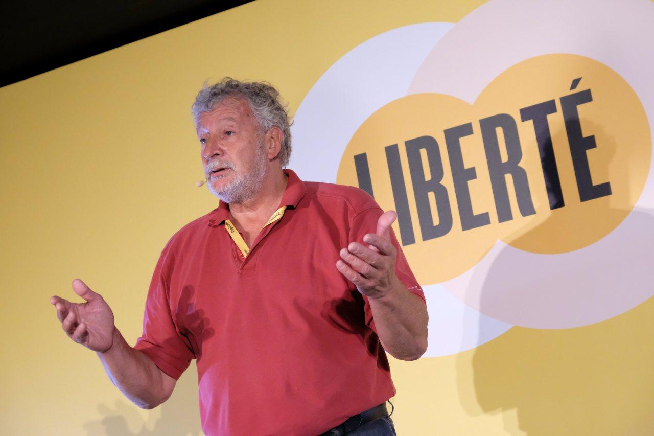 Joel Dupuch livre sa vision de la Liberté