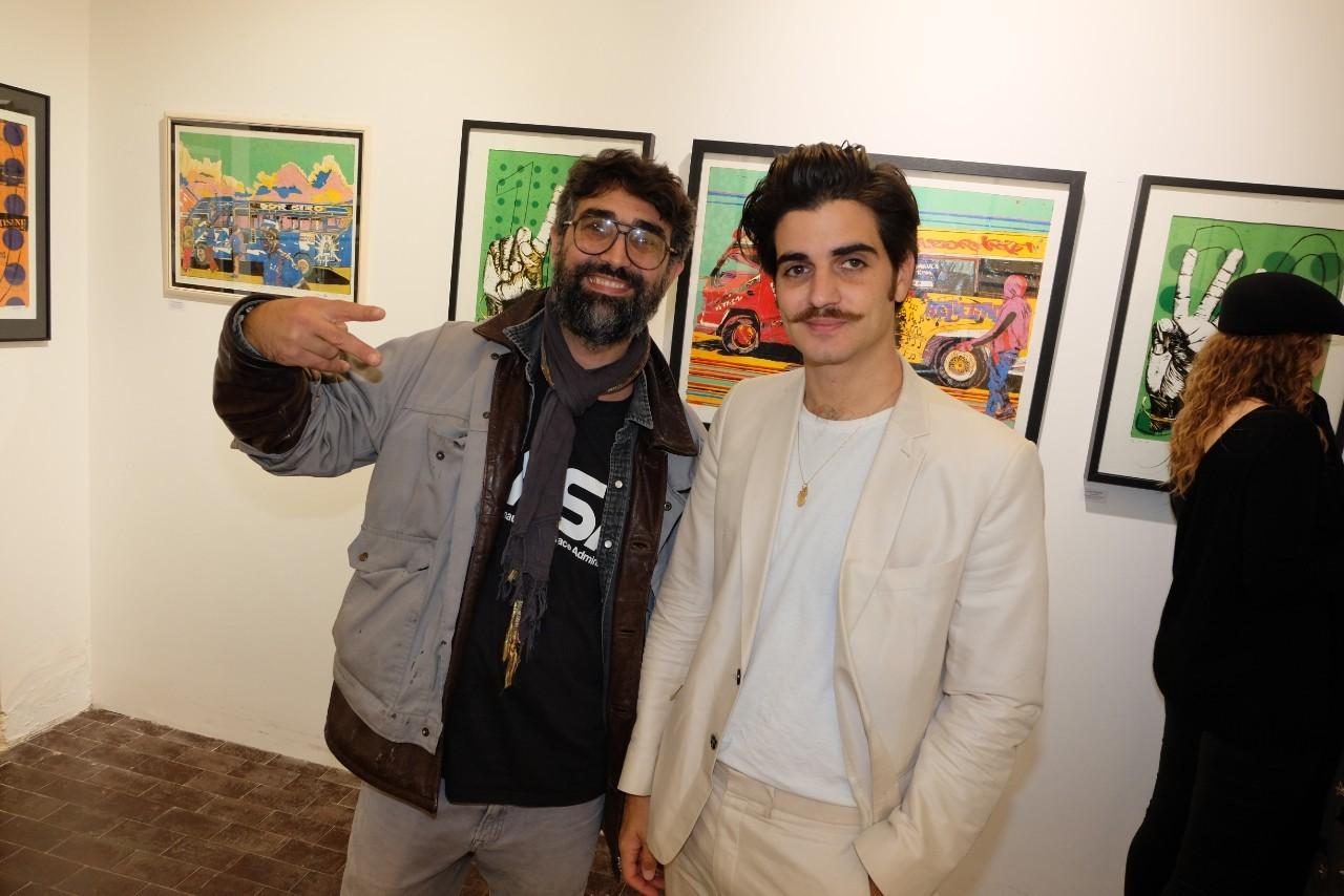 Artiste Ouvrier et Andy Picci