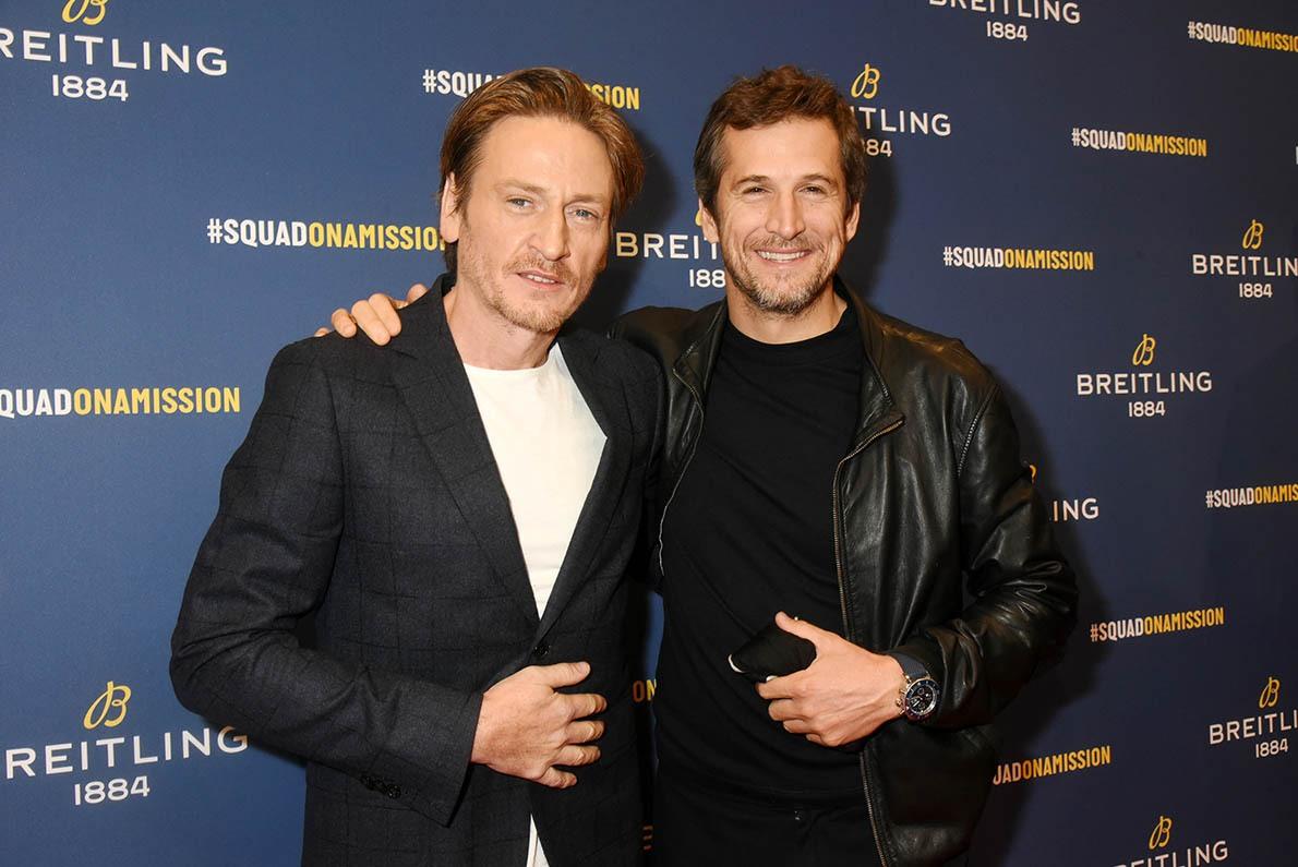 Guillaume Canet et Benoit Magimel bientôt dans dans «La revanche des Blockbusters»
