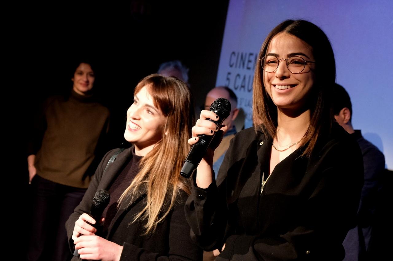 Mathilde Boussac signe Tumultueuses avec la jolie Samia Boulouiz, histoire de filles et de rivalités