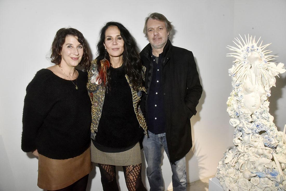 Yess Isabelle Gelinas et Eric Viellard sont d'infaillibles fans de Catherine Wilkening!